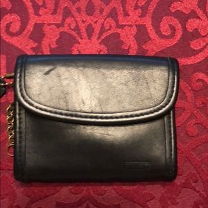 Coach vintage ALL leather multi function wallet